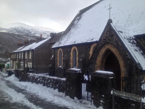 The Catholic church of Sant John Jones