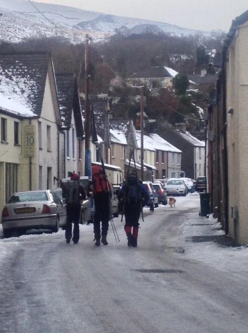 LLanberis: Snowdon's village