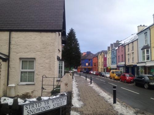 Snowdon Street, Llanberis
