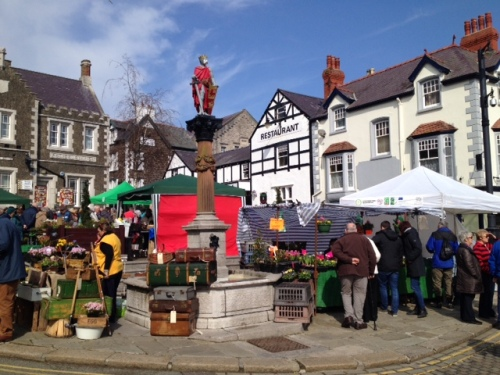 Seed Fair and market, Conwy