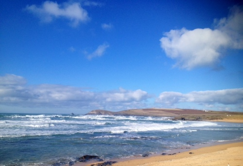 Winter at Constantine Bay