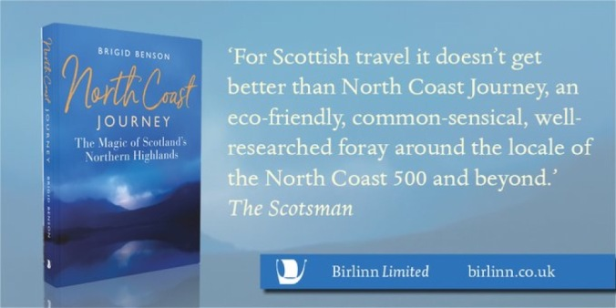 Buy North Coast Journey here, at major online retailers, bookstore chains and independent bookstores https://www.birlinn.co.uk/North-Coast-Journey.html